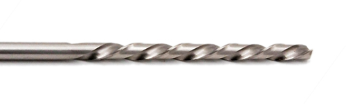 High-Speed Steel (HSS) is a popular material good for drilling into soft steels as well as wood and plastic. IT's an economical solution for most maintenance drilling applications.