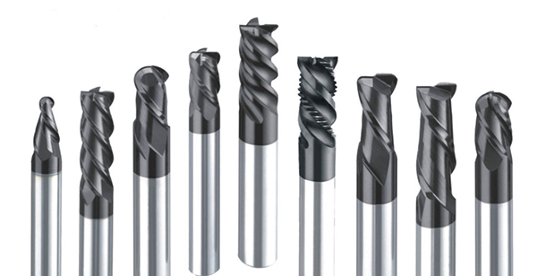 How many types of milling cutter according to purpose?