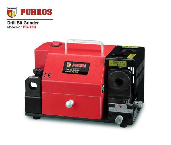 PG-13Q Plate drill bit grinder, heavy duty drill bit sharpener