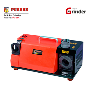 PG-26A Portable Twist Drill Bit Grinder