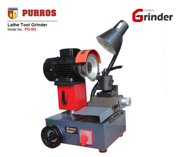 PURROS PG-M2 universal and cutter grinder used for blade and lathe. If you want to find grinding lathe tools tutorial, Please follow PURROS's technical article updates.