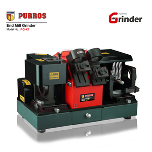 End mill grinder PG-X7