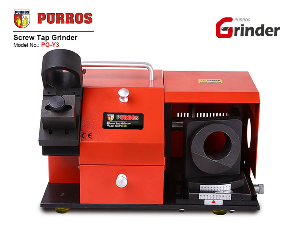 PURROS PG Y5 Screw Tap Grinder Supplier