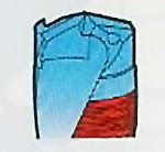Le mode de défaillance du foret: Le dos de l'outil a des rayures