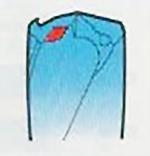 Esistono diverse modalità di errore della punta del trapano: bordo integrato