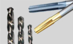 Drill Bit, Step Drill Bit, Screw tap, Chamfering Cutter, End Mill, Side Cutting Tool