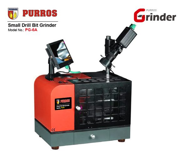 PURROS PG-6A Small Drill Re-sharpener, Drill Bit Grinding Machine Manufacturers