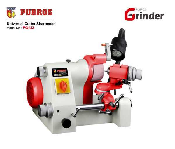 PURROS PG-U3 Universal Cutter Sharpener, Universal Tool and Cutter Grinding Machine, Universal Cutting Grinding Machine Manufacturer