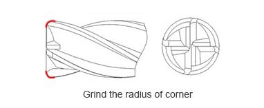 PURROS PG-X6R دوامة نهاية مطحنة آلة شحذ نهاية مطحنة إعادة الصانع ، نهاية مطحنة مطحنة