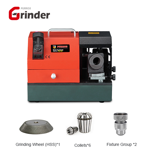 PURROS PG-Y3C Screw Tap Grinder Supplier, Screw Tap Grinding Machines