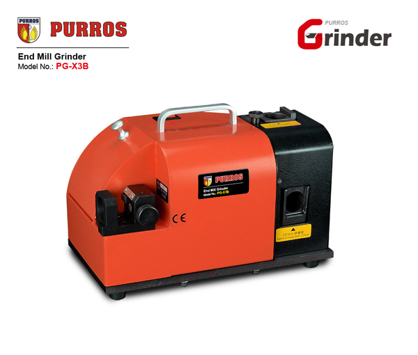 PG-X3B End Mill Grinders para la venta, Precision End Mill Cutter Grinding Machine
