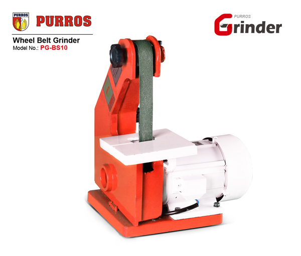 Vertical Belt Sander, Wheel Belt Grinder for sale