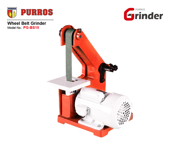 PURROS PG-BS10 Wheel Belt Grinder supplier, Vertical Belt Sander manufacturer