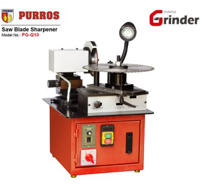 PURROS PG-Q10 Saw Blade Sharpener Manufacturers, Universal Carbide Circular Saw Blade Sharpener, Circular Saw Blade Sharpening Machine, Circular Saw Blade Grinder, Cheap Circular Saw Blade Grinding Machine