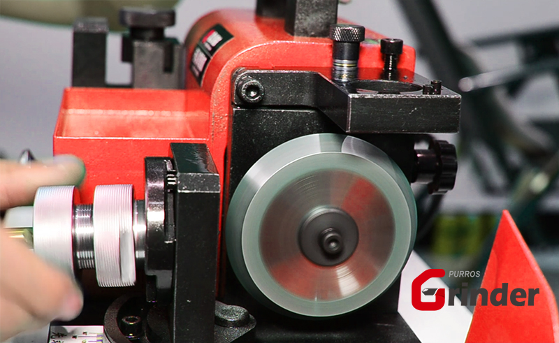 The use and safety management of drill bit grinder grinding wheel